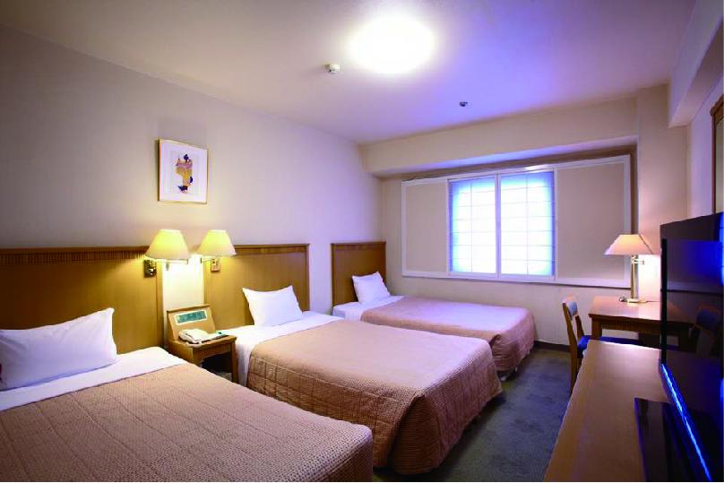 ホテル客室整備の支援